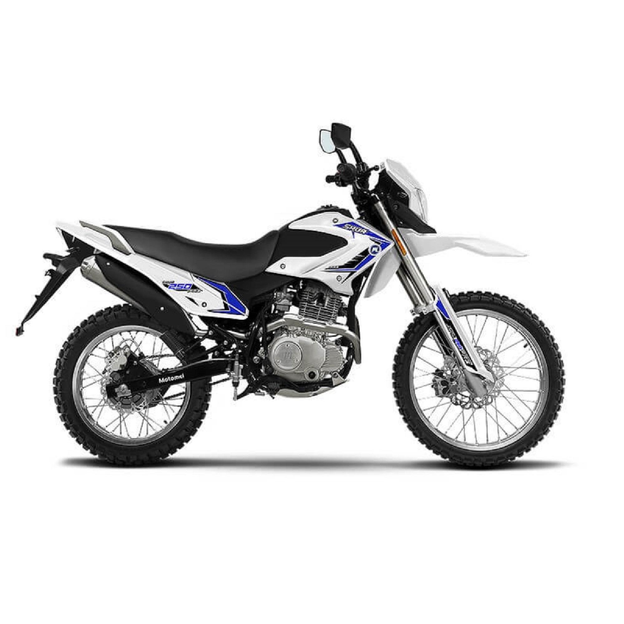 MOTOMEL SKUA 250 PRO - 2018
