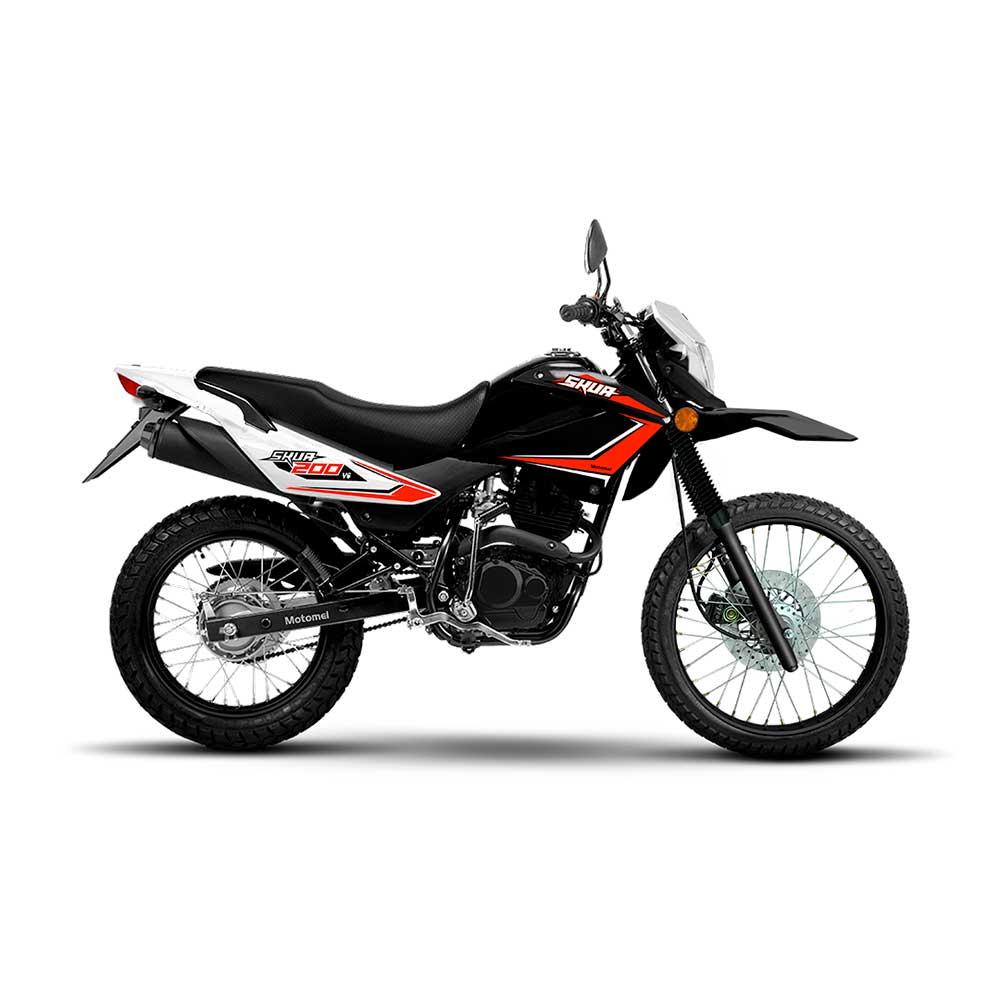 MOTOMEL CX 200 SKUA- 2021