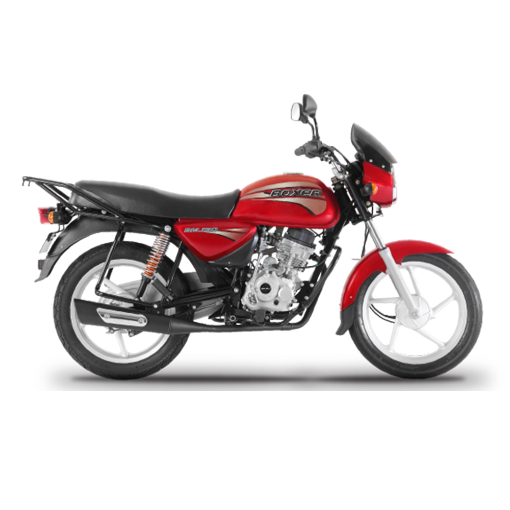 BAJAJ BOXER AT 150 - 2018