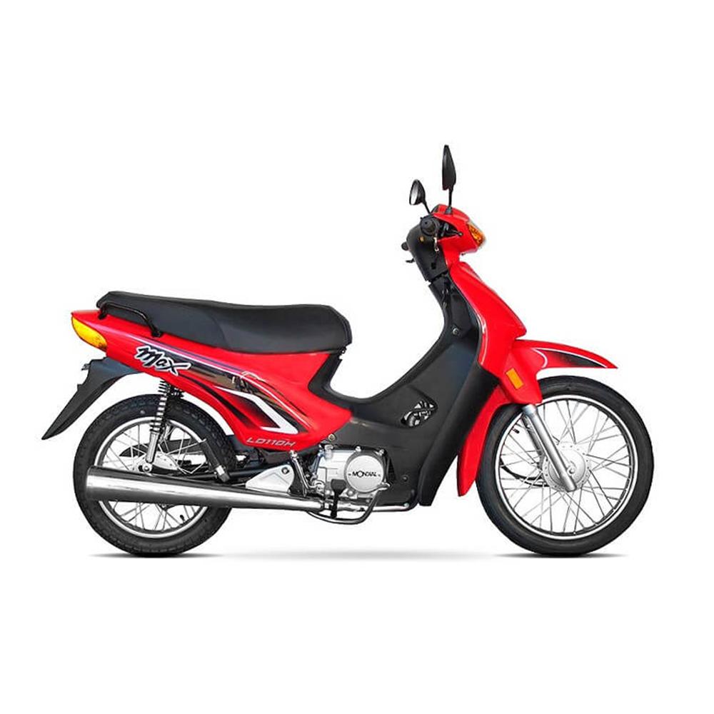 MONDIAL LD 110 R/T CON BAÚL- 2021