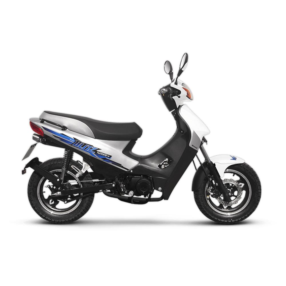 MOTOMEL BLITZ 110 TUNNING 2019