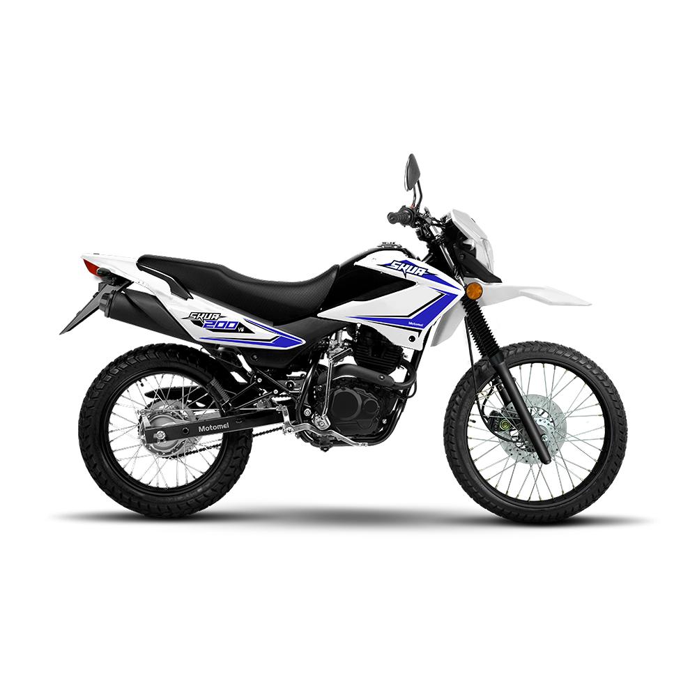MOTOMEL SKUA 200 - 2019